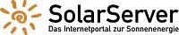 Solarserver.de, das Internetportal zum Thema SOLAR