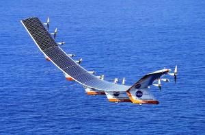 NASA-elektromobilität -luft