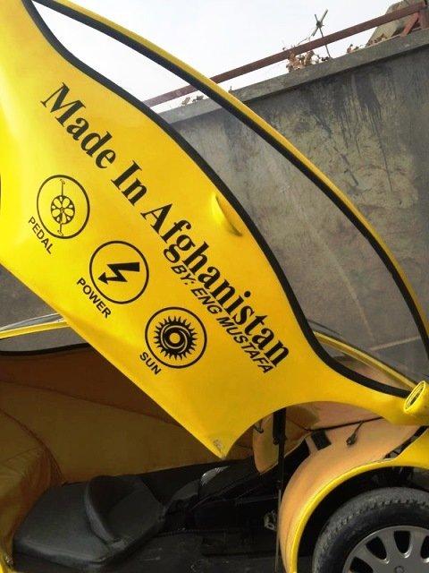 afghanistan-solarauto