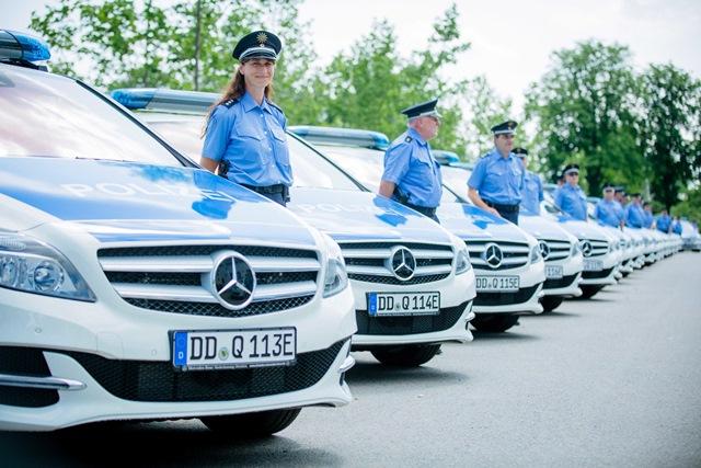 polizei-sachsen-elektroautos