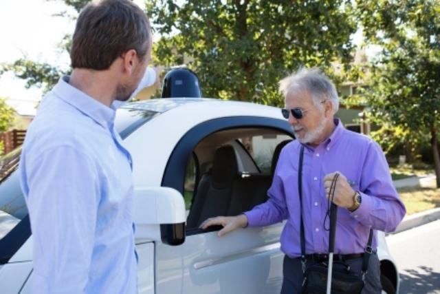 google-car-test