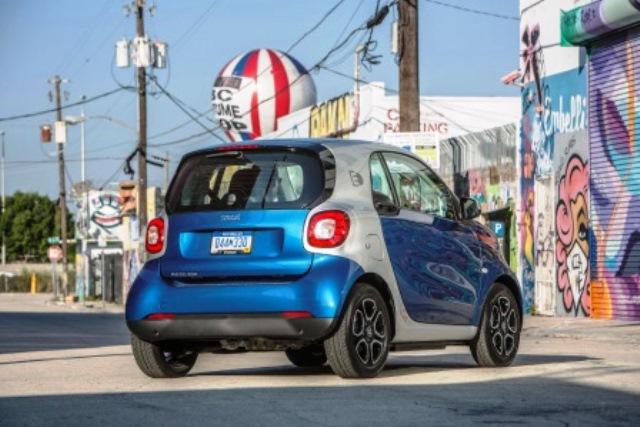 smart-elektrofahrzeug