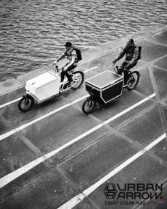 Urban Arrow Tender