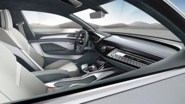 Audi e-tron Sportback elektromobilitaet