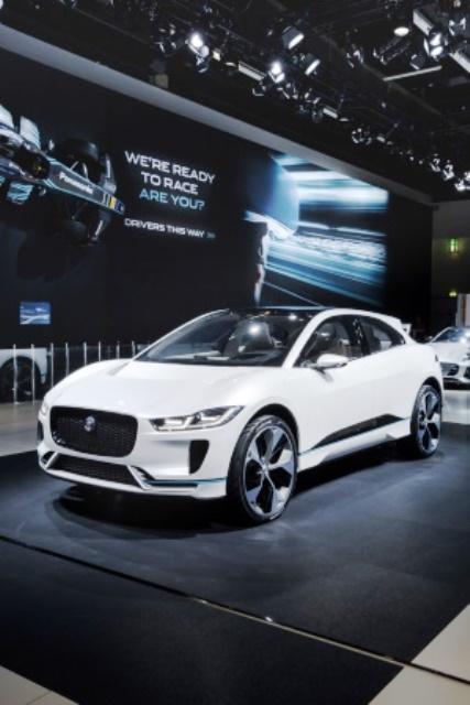 jaguar-elektrofahrzeug
