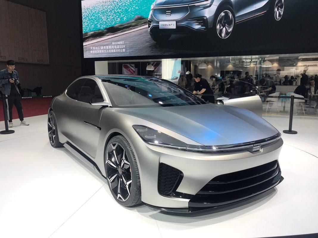Enovate-elektroauto