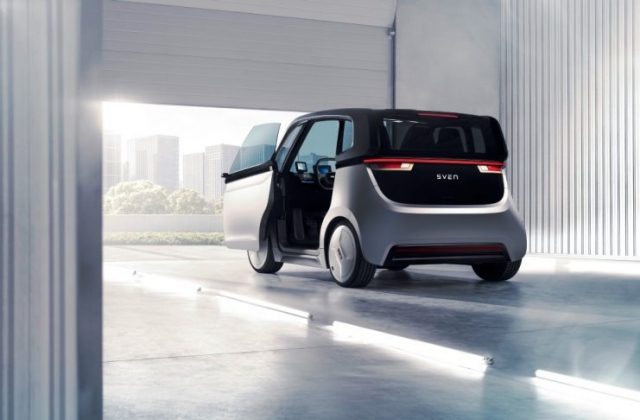 Share2Drive-elektrofahrzeug