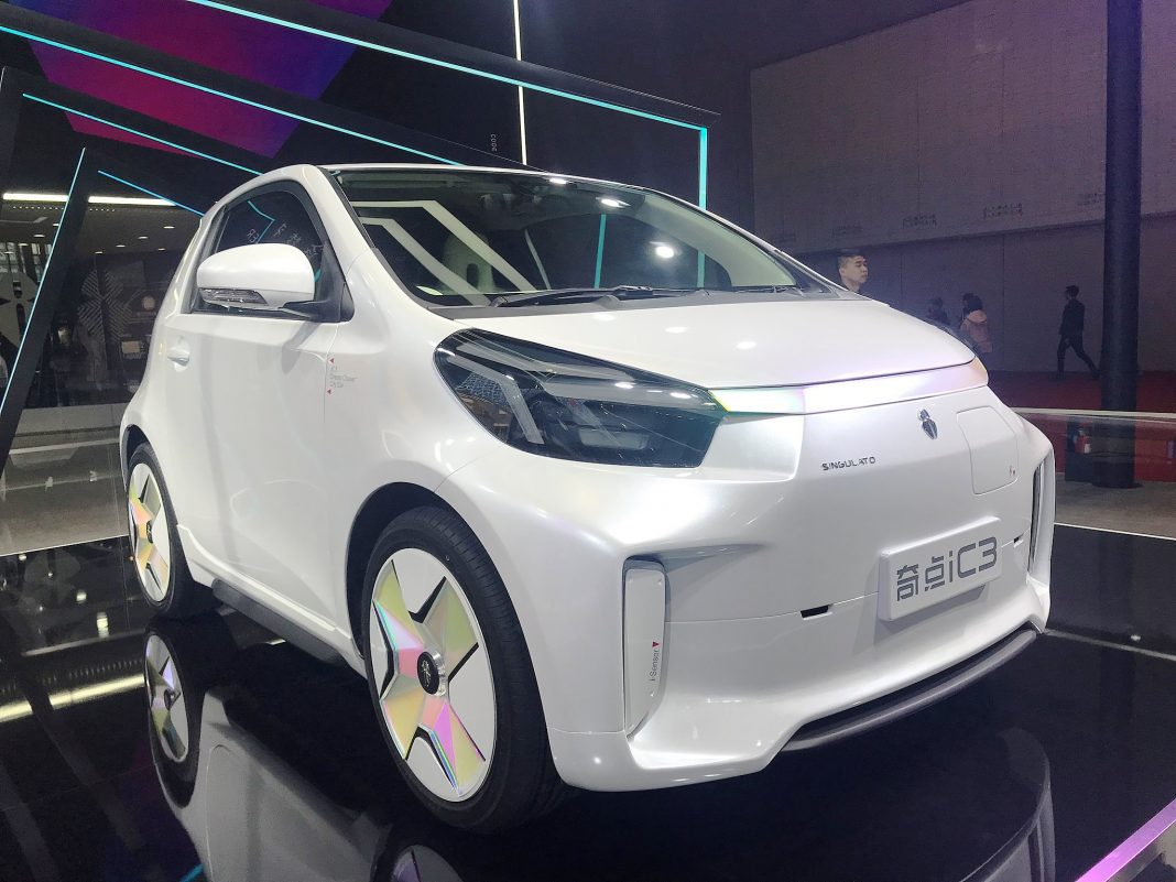 singulato-elektroauto