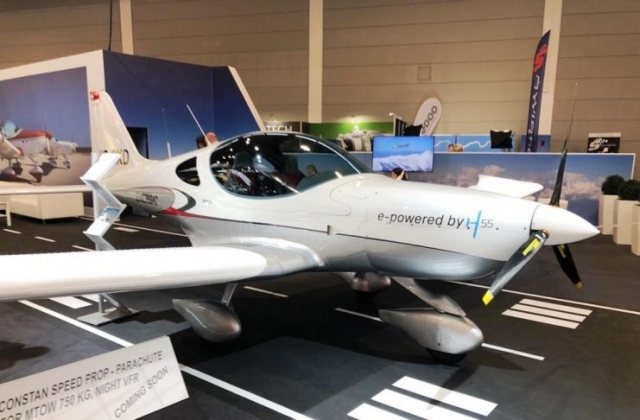 elektroflugzeuge