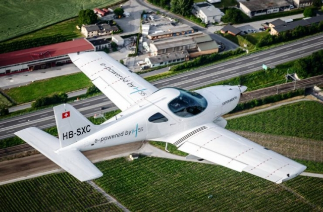 h55-e-flugzeug