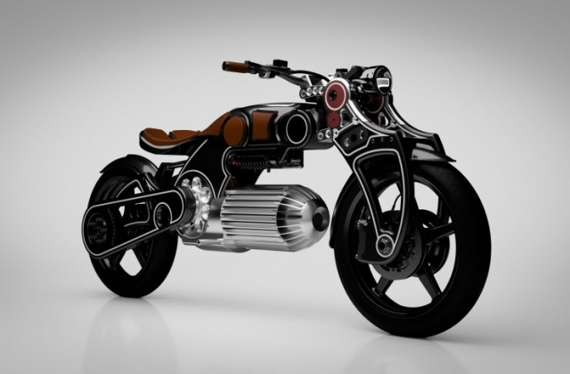 Curtiss-Elektromotorrad