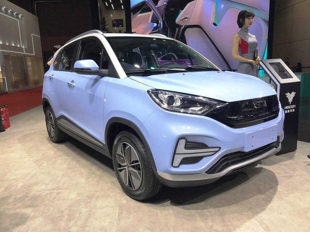 elektroauto-china-hozon