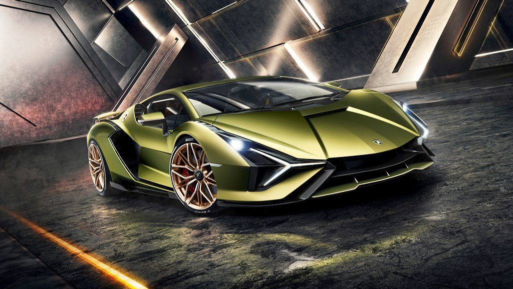 Lamborghini-Supercap