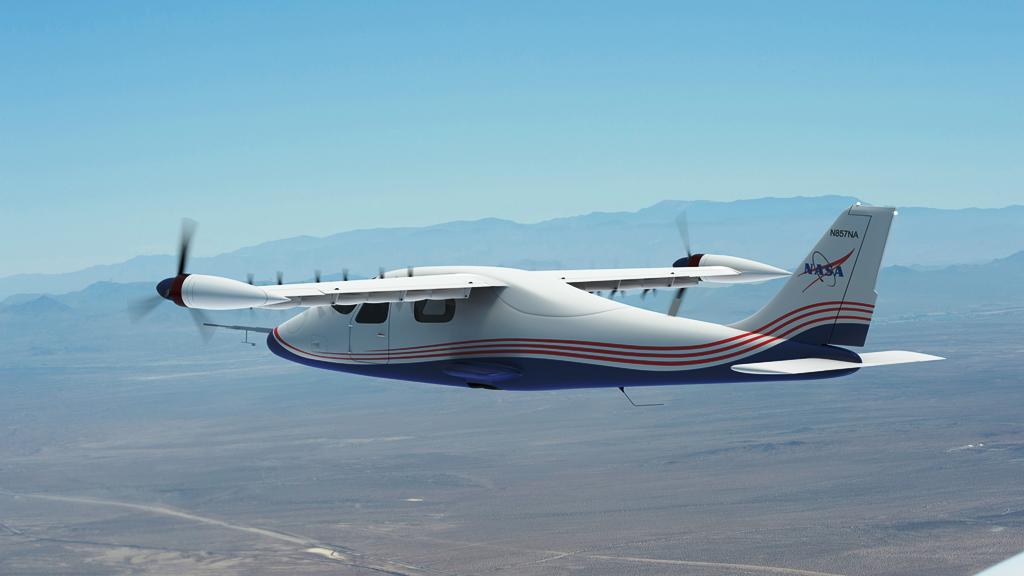 elektroflugzeug-maxwell-nasa