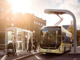 volvo-elektrobusse